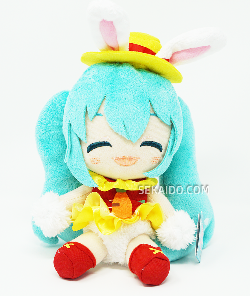 Hatsune Miku Original Spring Version Plush Figure Clothes Taito