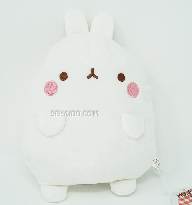 Molang the happy rabbit - Plush Coin Purse