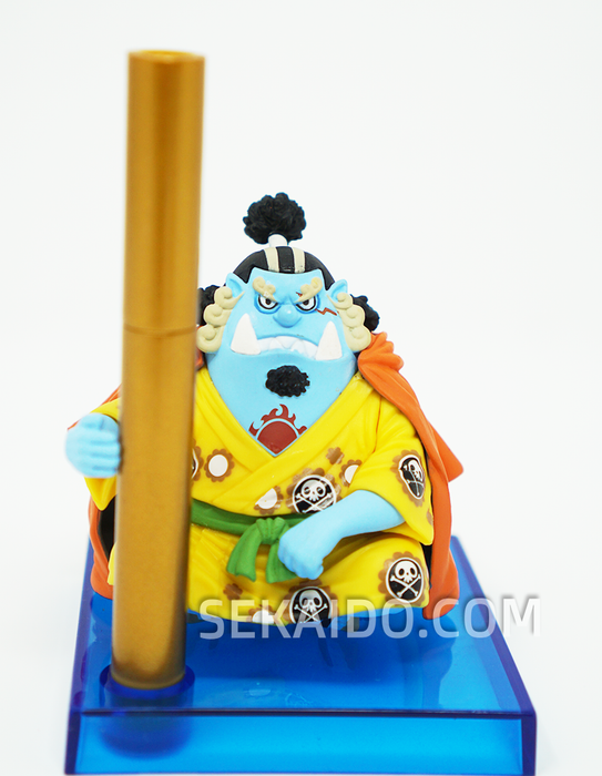 OpenBox: One Piece World Collectible Figure - Koinobori (Carp Streamer) - Monkey D. Luffy, Portgas D. Ace, Sabo, Princess Shirahoshi, Jinbei