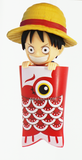 One Piece World Collectible Figure - Koinobori (Carp Streamer) - Monkey D. Luffy, Portgas D. Ace, Sabo, Princess Shirahoshi, Jinbei