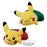 Pokemon Sun & Moon Big Christmas - Pikachu Plush