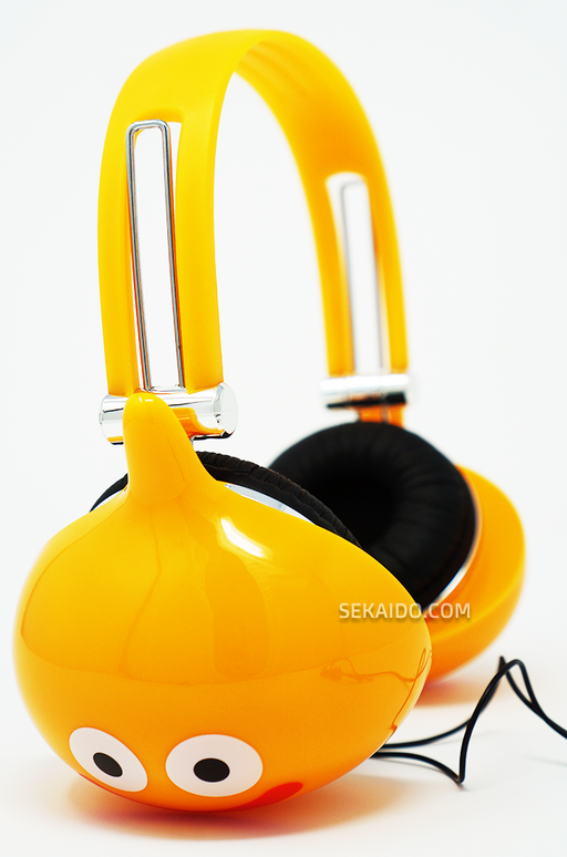 Dragon Quest - Slime AM Colleagues Headphones - Orange