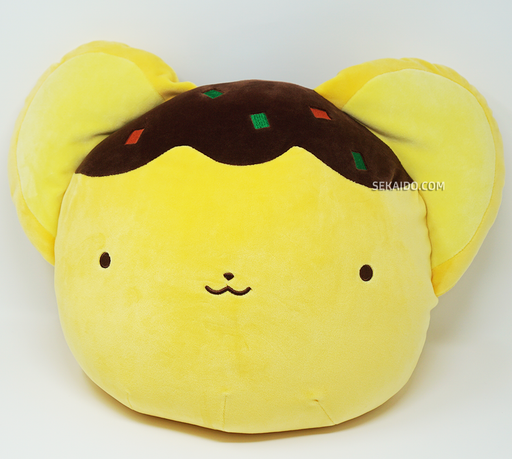 Cardcaptor Sakura - Clear Card - Takoyaki Kerberos (Kero-chan) Big Face Cushion