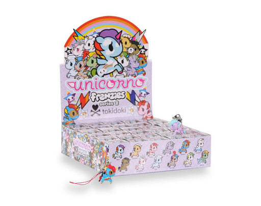Tokidoki Unicorno Frenzies Series 2 - Blind Boxes - (Display Box of 30)