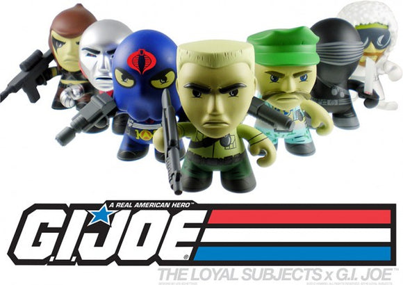 GI JOE Mini Figurines Blind Boxes