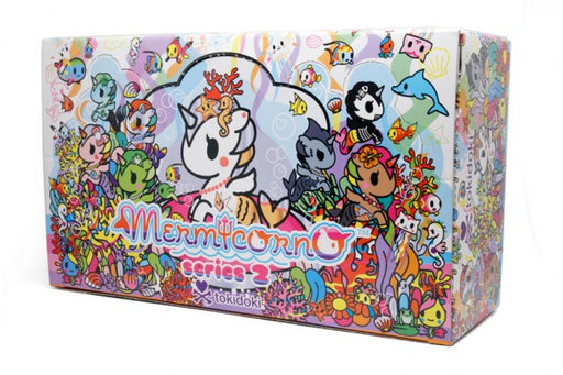 Tokidoki Mermicorno Series 2 Blind Box (16 Figures per Case)