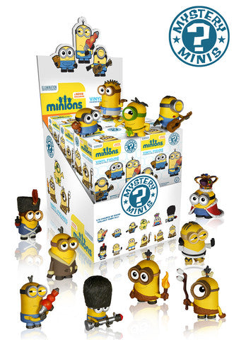 Minions Movie Exclusive Blind Box