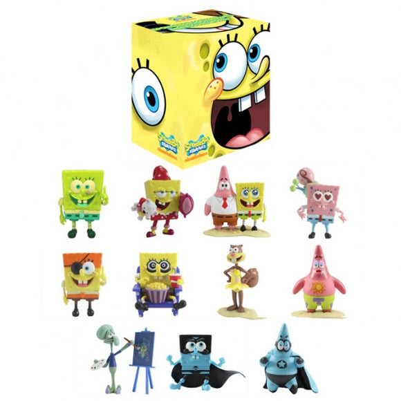 SpongeBob SquarePants Mini Figure World Blind Boxes