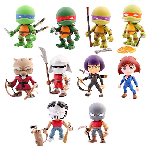 TMNT Blind Box Series 1 Vinyl Figurines