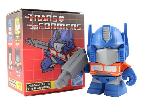 Transformers Mini Figurines Blind Boxes