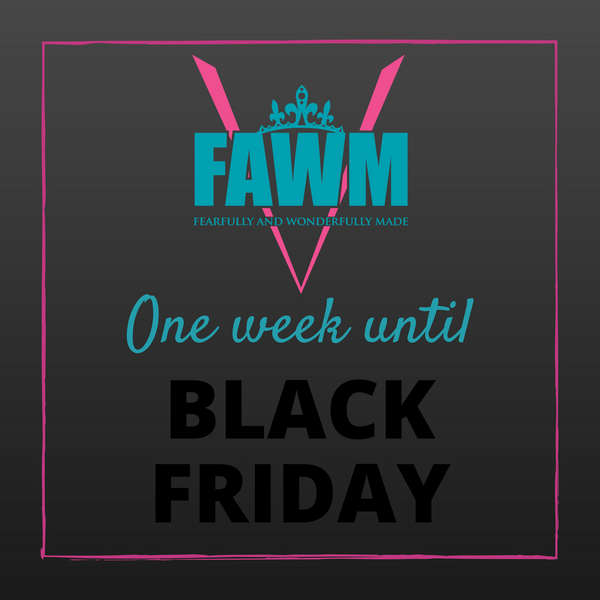 Our Black Friday sales are coming!