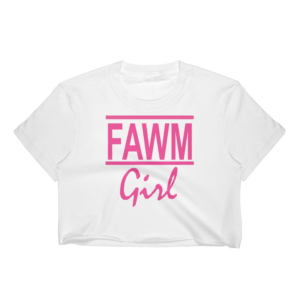 FAWM Crop Top