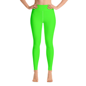 Neon Yoga Leggings