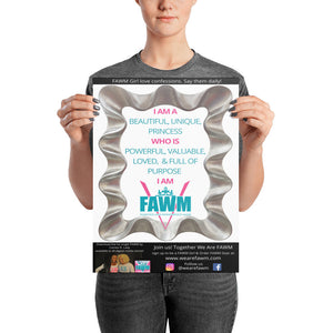FAWM Poster