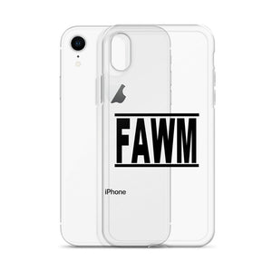 FAWM iPhone Case