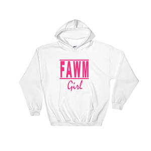 Hooded FAWM Girl Sweatshirt