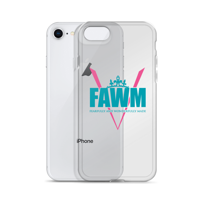 FAWM Logo iPhone Case