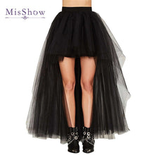 FAWM - Tulle High Low High Waist Tutu Princess Skirt