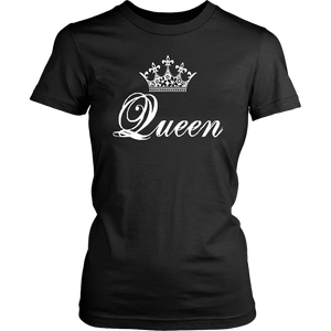 Queen Tee (Size XS-5XL)