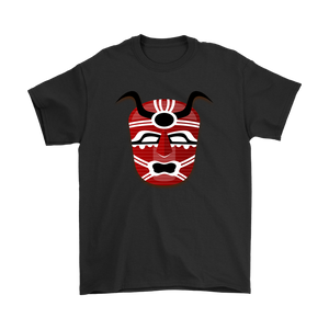 Red Tribal Mask (S-5xl)