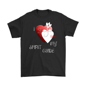 I Love My Spirit Guide Tee (S-5XL)