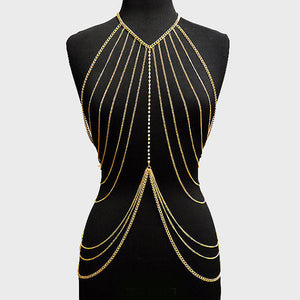 Laura Multi-Layered Body Chain - Canitrini