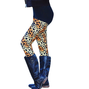 Leopard Leggings (S-XL)