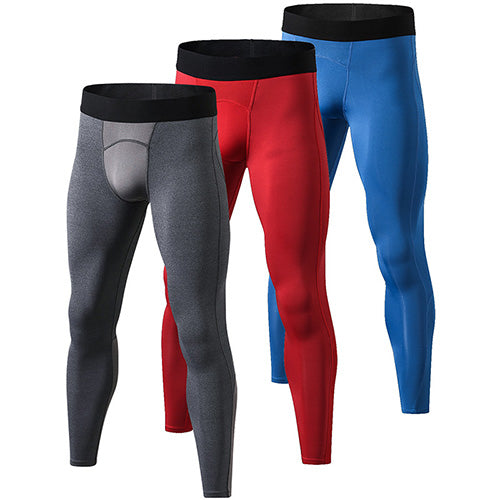 3PCS Compression Tights (S-2XL) - Canitrini