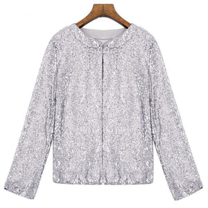 Formal Sequin Jacket (S-2XL) - Canitrini