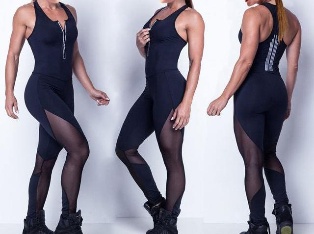 Fitness Molly Jumpsuits (S-XL)
