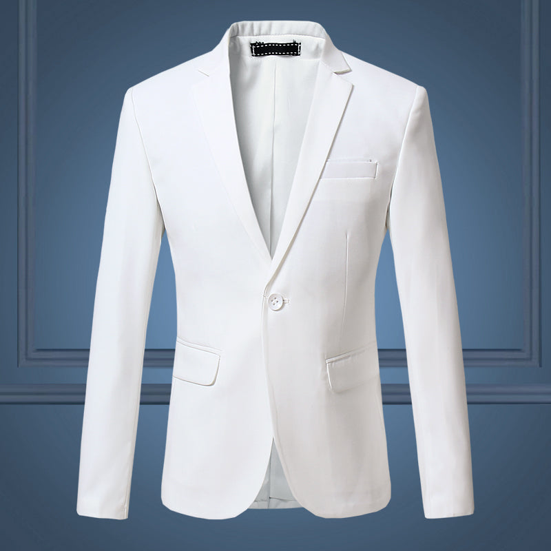 Casual Men's Blazer (S-6XL) - Canitrini