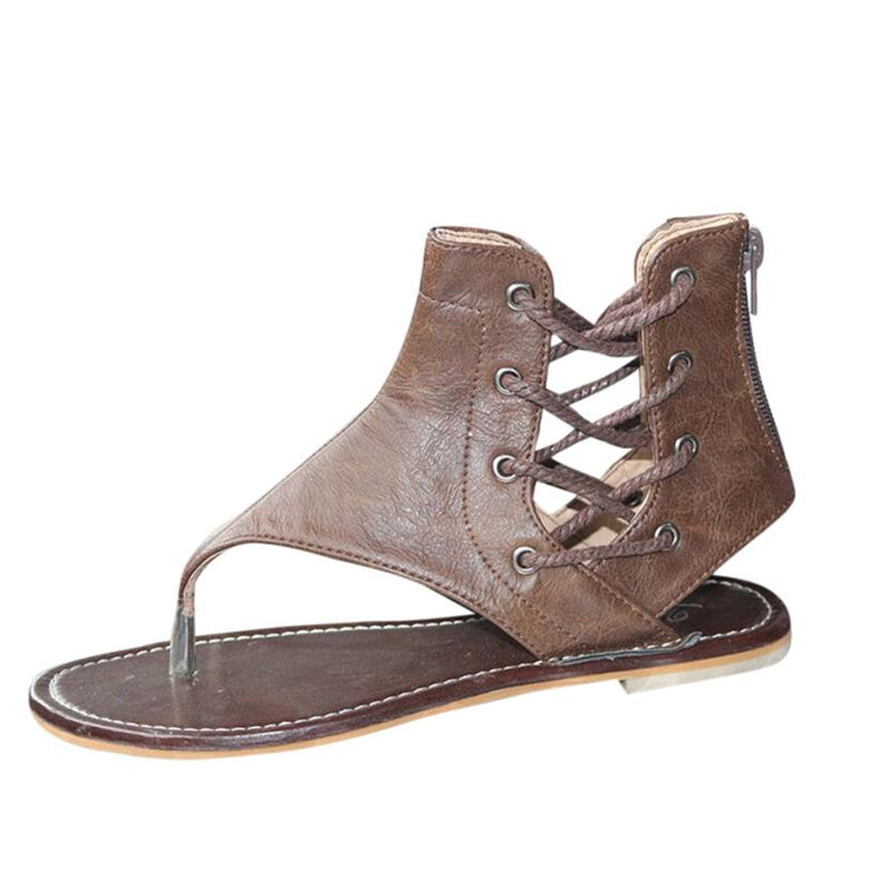 Gladiator Thong Sandals (Size 5-9)