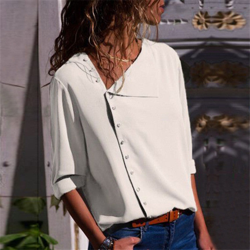 Irregular Gigi Blouse (S-XL)