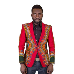 Formal Dashiki Blazer (XS-5XL) - Canitrini