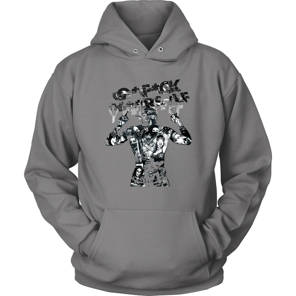 Go F**k Yourself Hoodie (S-5XL) - Canitrini