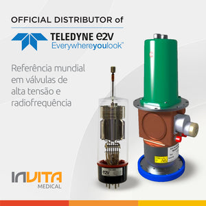 RS&A Inc names Invita Medical as its official distributor of Teledyne e2V medical and industrial linear accelerator products in South America.