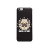 """Hug a Pug"" Phone Case for iPhone"