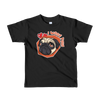 """I Woof You!"" American Apparel Short Sleeve Kids T-Shirt (2 to 6 Year Olds)"