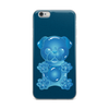 """Gummy Pug Blue"" Phone Case for iPhone"