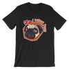 """I Woof You"" Men's Short Sleeve Jersey Tee"
