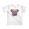 """Deep Blue Eyes"" American Apparel Short Sleeve Kids T-Shirt (2 to 6 year olds)"