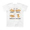 """BAG OF CHIPS"" AMERICAN APPAREL SHORT SLEEVE KIDS T-SHIRT (8 TO 12 YEAR OLDS)"
