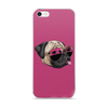 """California Pug"" Phone Case for iPhone"