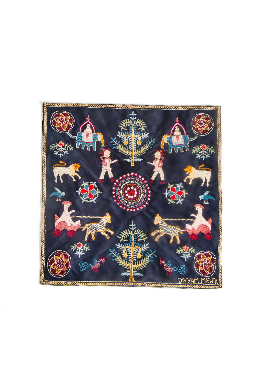 Biswarupa Pocket Square