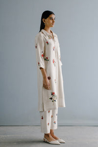 Kantha Threadwork Tunic and Pallazzo