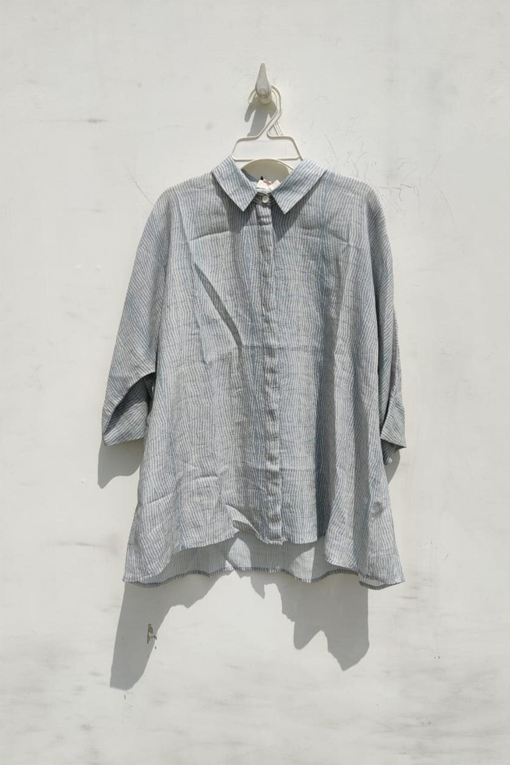 Washed Denim Co-ord