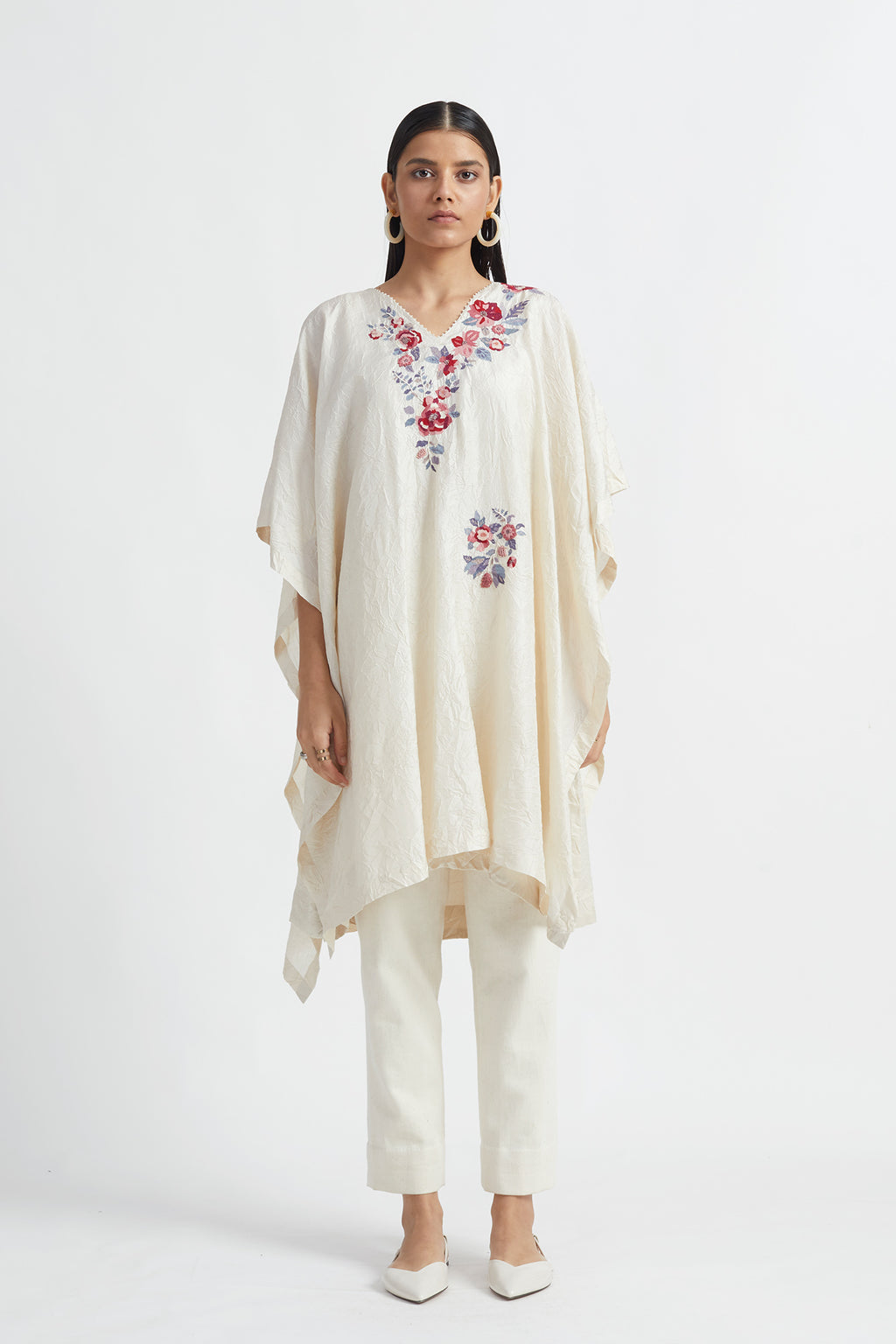 Lata Crushed Tunic