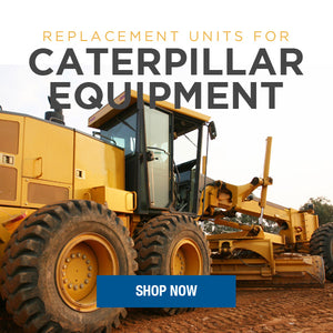 Replacement Hydraulic Pumps & Motors for Caterpillar Construction Equipment