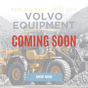 Replacement Hydraulic Pumps & Motors for Volvo Construction Equipment