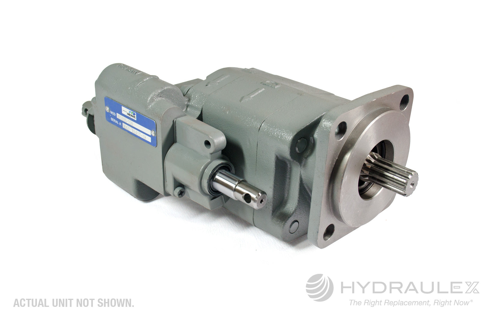 Metaris MHG102 Direct Mount Dump Pump